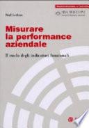 Misurare la Performance Aziendale