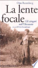La lente focale gli zingari nell'Olocausto
