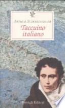 Taccuino italiano