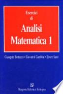 Esercizi di analisi matematica 1Primo corso di analisi matematicaAnalisi matematica ABC. Funzioni di una variabileEsercitazioni di Analisi Matematica 1Geometria 1Introduzione agli algoritmi e strutture dati