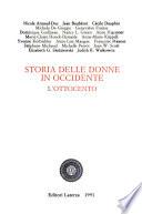 Storia delle donne in Occidente L'Ottocento