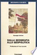 Dalla geografia alla geopolitica