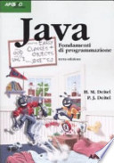 Java. Fondamenti di programmazione