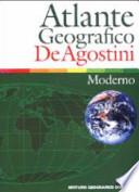 Atlante geografico de Agostini moderno