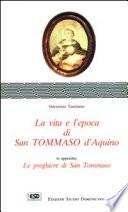 La vita e l'epoca di san Tommaso d'Aquino