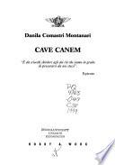 Publio Aurelio un investigatore nell'antica Roma. Cave canem
