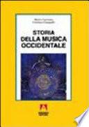 STORIA DELLA MUSICA OCCIDENTALE