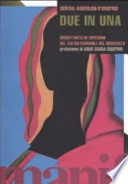 Due in una soggettività ed erotismo nel teatro femminile del Novecento