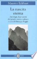 La nascita eterna antologia delle opere latine e tedesche