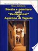 Poesia e pensiero nelle Confessioni di Agostino di Tagaste