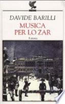 MUSICA PER LO ZAR