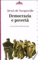Democrazia e povertà