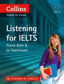 Collins Listening for IELTS + CDs