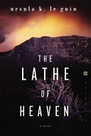 Book cover of The lathe of heaven