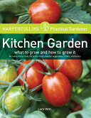 Book cover of Kitchen garden