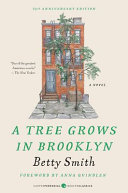 Book cover of A tree grows in Brooklyn