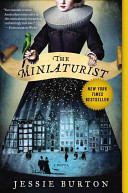 Book cover of The miniaturist