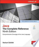 JAVA - THE COMPLETE REFERENCE - NINTH EDITION (Comprehensive Coverage of the Java Language)