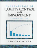 Fundamentals of quality control and improvement