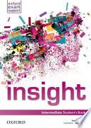insight: Intermediate: Student Book