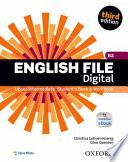 English file digital. Upper intermediate plus. Entry checker-Student's book-Workbook. With key. Per le Scuole superiori. Con e-book. Con espansione online