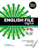 English file Digital, intermediate student's book & workbook