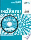New English File Advanced Workbook without key