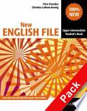 New English File - Upper- intermediate
