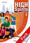 High spirits student'sbook & workbook vol.1