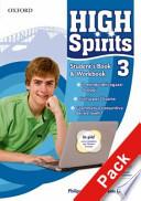 HIGH spirits 3 con CD