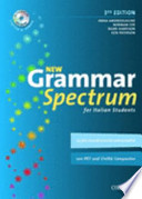 NEW GRAMMAR SPECTRUM FOR ITALIAN STUDENTS
