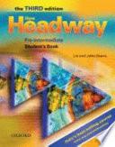 New headway: Pre-intermediate (Third edition). Student's book + Workbook without key + Build up + Portfolio
