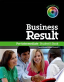 BUSINESS RESULT PRE INTERM. STUDENT'S