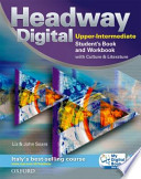 New headway digital. Upper intermediate. Student's book-Workbook-My digital book senza chiavi. Ediz. standard. Con espansione online. Per le Scuole superiori