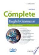 THE COMPLETE ENGLISH GRAMMAR - Misto standard, My Digital Book, Grammar and Vocabulary Booster