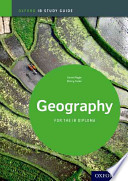 Geography for the IB diploma