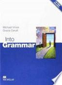 into grammar