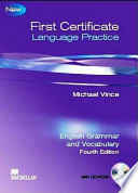 First Certificate Language Practice English Grammar and Vocabulary
