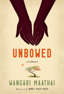 Book cover of Unbowed : a memoir