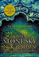 Book cover of The stone sky