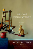 Book cover of American innovations