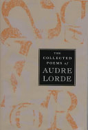 Book cover of The collected poems of Audre Lorde