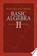 Basic Algebra II Second Edition