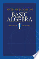 Basic Algebra I Second Edition