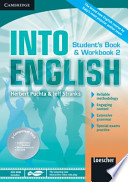 into english student's book & workbook 2 con cd