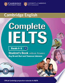 complete ielts bands 4-5 student's book without answers
