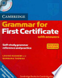 Objective first certificate-Workbook with answers- 2 ediz.