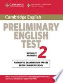 Preliminary english test-5