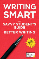 Book cover of Writing smart