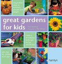 Book cover of Great gardens for kids
